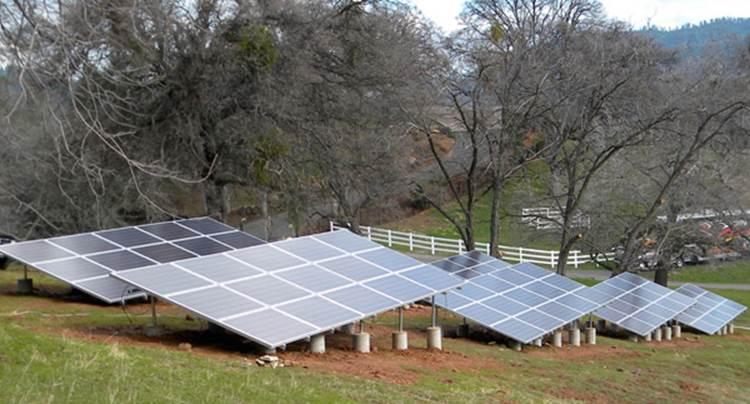 Solar Panel Racking Systems | Hollaender Mfg Co